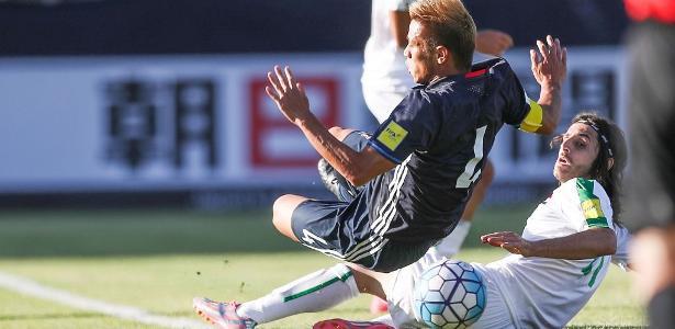 O atleta nipônico não encantou em quatro temporadas vestindo a camisa rubro-negra do Milan