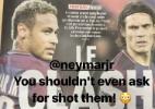 Campeão mundial critica Neymar por atrito com Cavani; Balotelli dá conselho