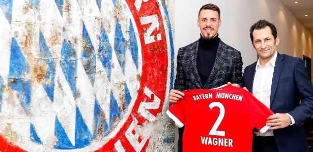 Sandro Wagner é o primeiro reforço do Bayern de Munique para 2018