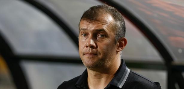 Eduardo Baptista é o novo técnico do Coritiba