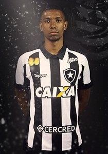 Kanu, zagueiro do Botafogo