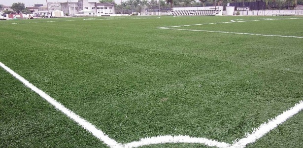 CT Meninos da Vila recebe as categorias menores do Santos, em que Ruan Petrick atuou - Divulgação/Santos FC