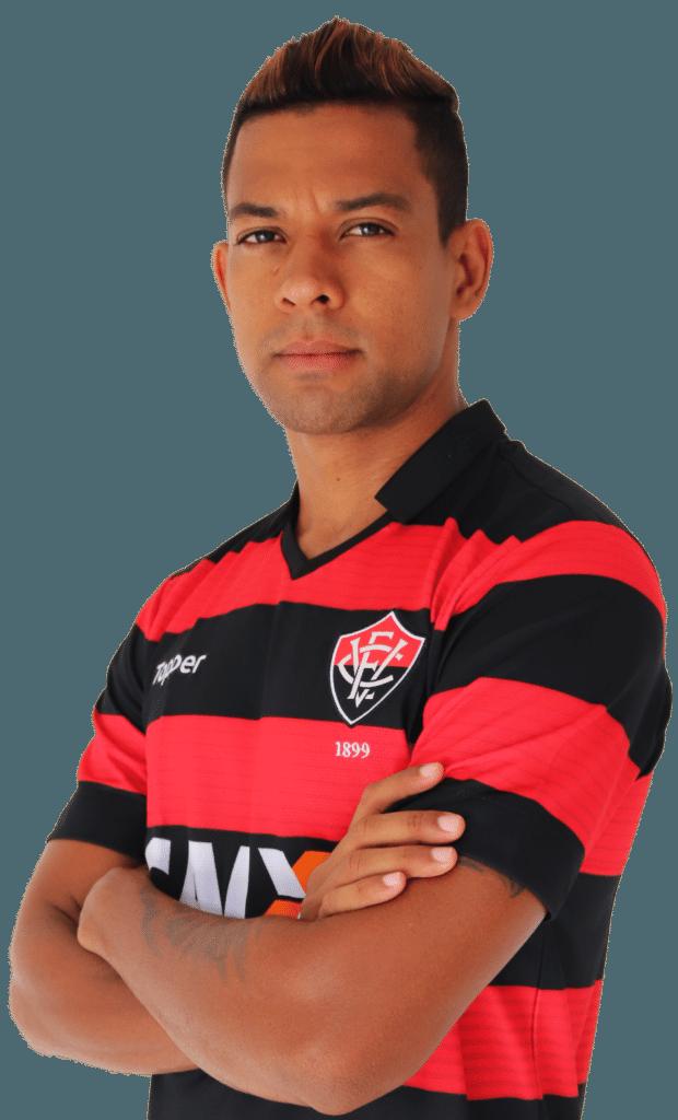 Wallyson Ricardo Maciel Monteiro, atacante do Vitória