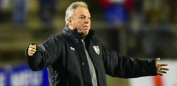 Abel Braga não pretende treinar nenhum clube ainda em 2018 - Jason Silva/AGIF