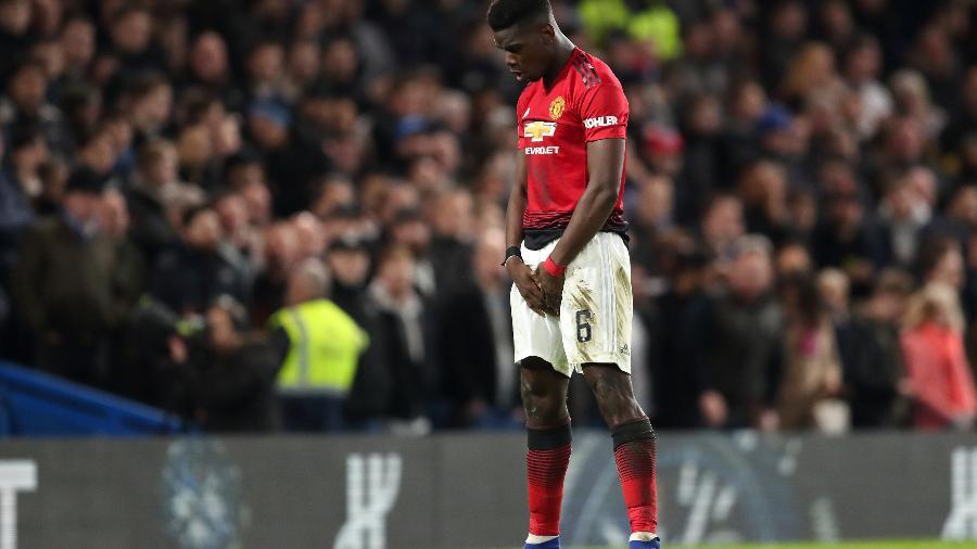 Pogba comemora  - James Williamson - AMA/Getty Images