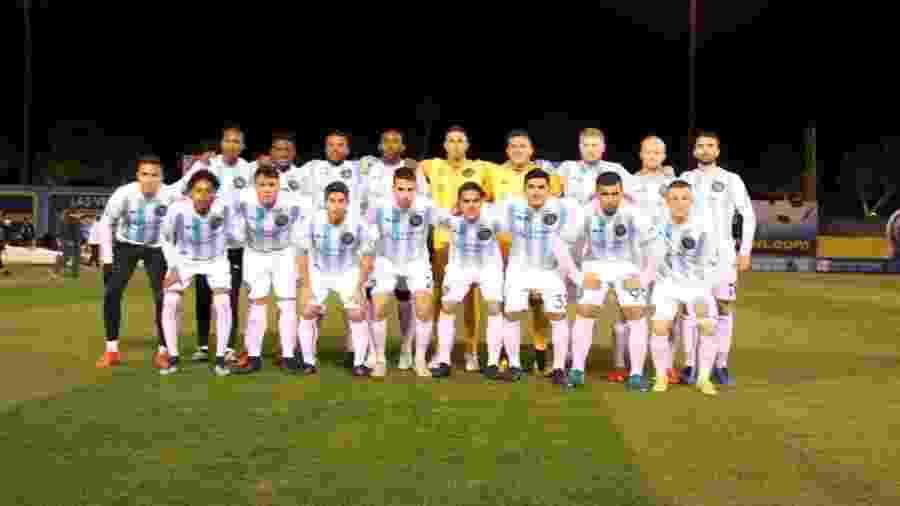 Austin Bold jogou no domingo e ficou no 0 a 0 com o Las Vegas Light - Horário Coutinho/Austin Bold FC