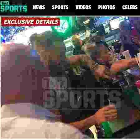 McGregor pagou 100 doses de seu próprio uísque em bar nos EUA - Reprodução