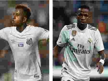 Santos FC/Getty Images/Reprodução