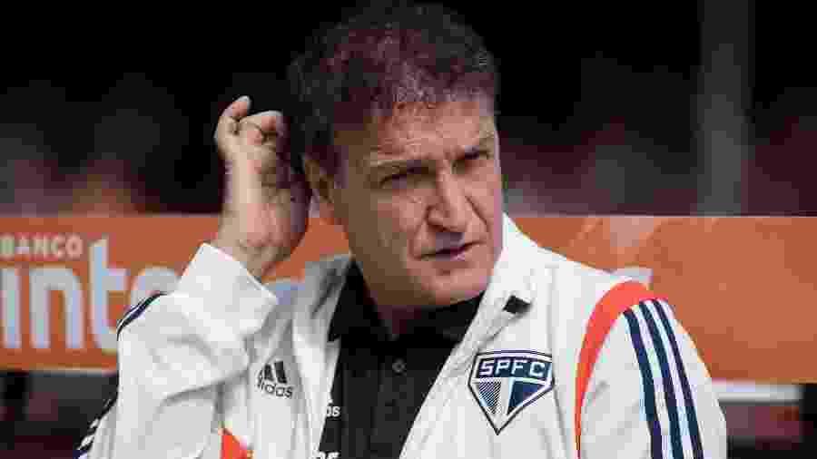 O técnico Cuca, do São Paulo - Marcello Zambrana/Agif