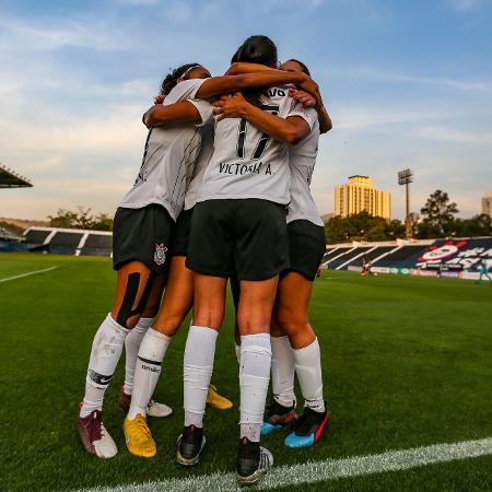Time feminino do Corinthians - Bruno Teixeira/Corinthians