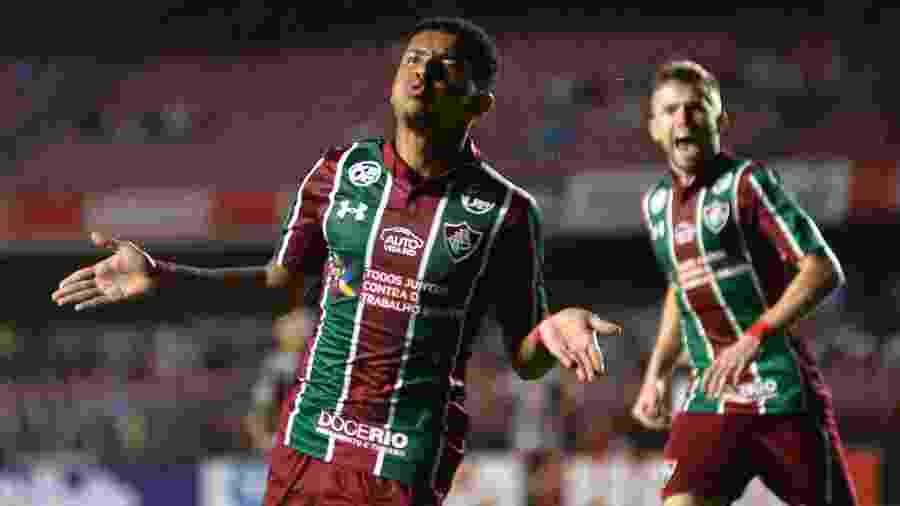 Marcos Paulo é esperança de gols do Fluminense contra o CSA - Bruno Ulivieri/AGIF