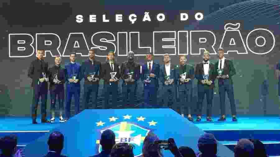 Seleção do Brasileirão 2019 teve 9 do Flamengo, que bateu recordes. Nos pontos corridos - Divulgação/Flamengo