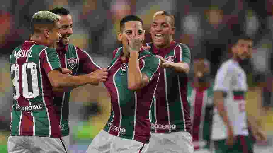 Mesmo desfalcado, Fluminense venceu seus dois jogos e está 100% no Campeonato Carioca - Thiago Ribeiro/AGIF