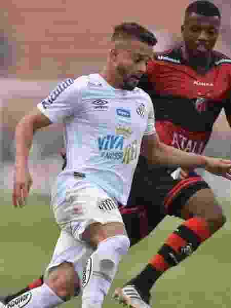 Venuto - Ivan Storti/Santos FC - Ivan Storti/Santos FC
