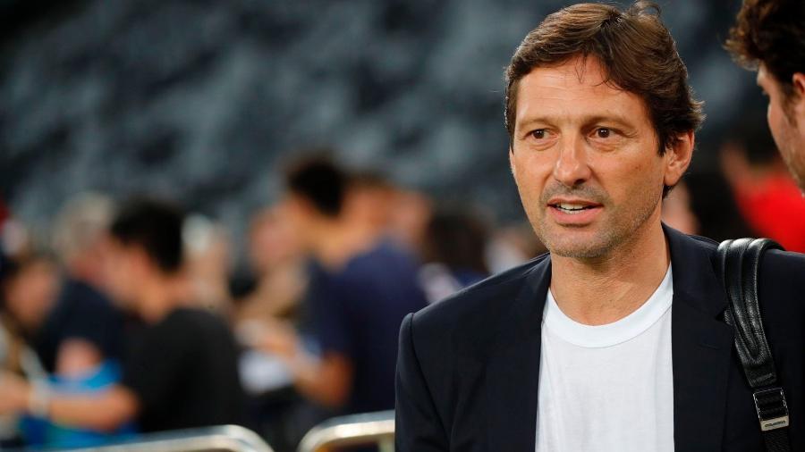 Ex-jogador é diretor esportivo do clube francês em que atuou na década de 90 há exatamente um ano - Divulgação