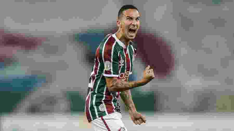Dodi é um dos destaques do Fluminense em 2020 e vive novela por renovação de contrato - Lucas Merçon/Fluminense FC