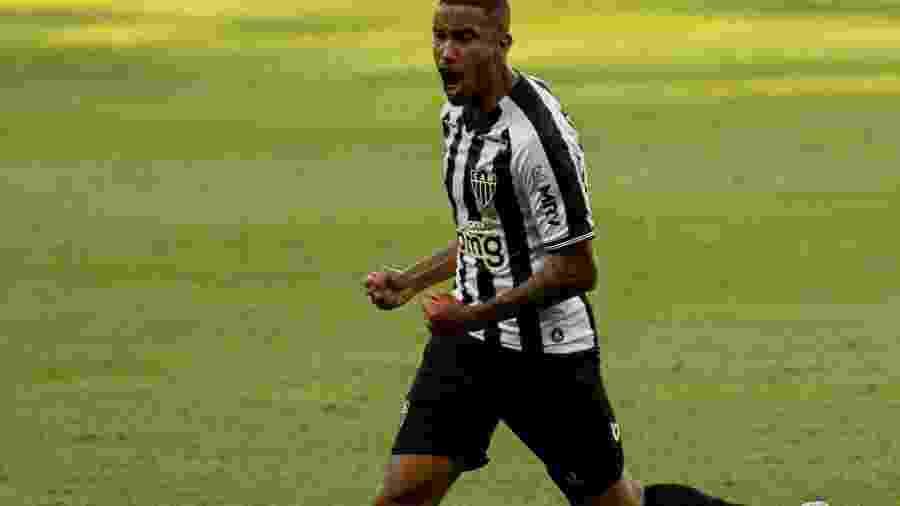 Jair, do Atletico-MG, teve o contrato renovado até dezembro de 2023 - Alessandra Torres/AGIF
