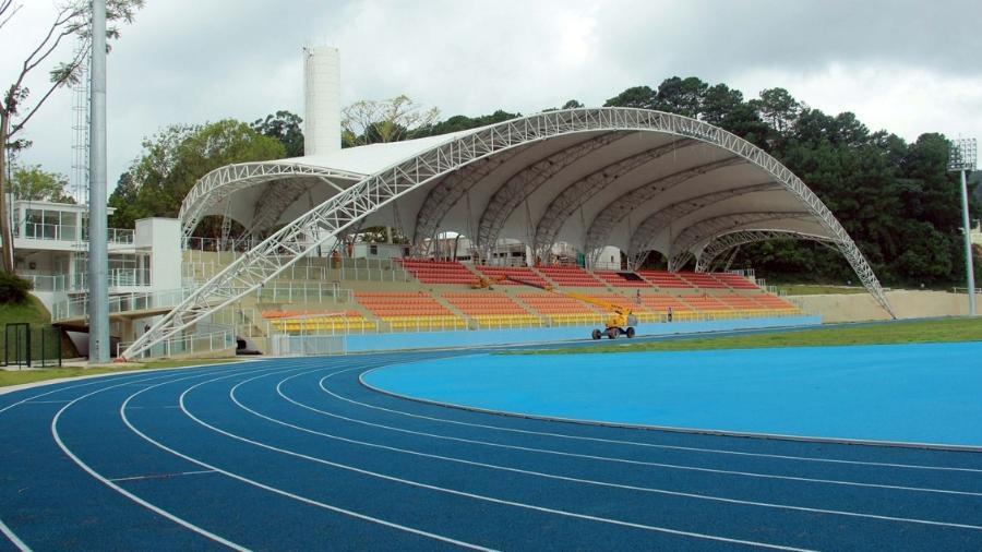 Arena Caixa  - Divulgação