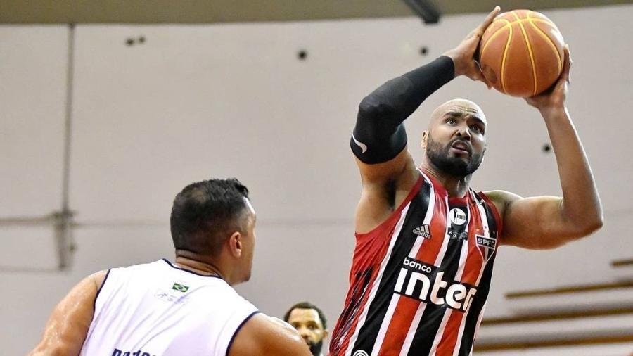 São Paulo vence o Minas Tênis Clube e enfrenta o Flamengo na final da Copa Super 8 de Basquete  - Divulgação/NBB