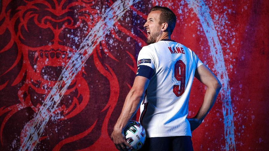Harry Kane é um dos destaques da Inglaterra na Eurocopa - Ryan Pierse - UEFA/UEFA via Getty Images