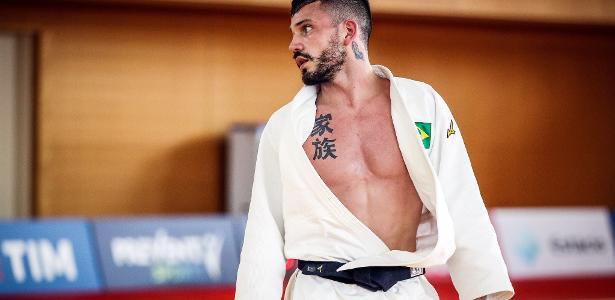 Brasil nas Olimpíadas   Daniel Cargnin derrota número 1 do mundo e vai à semifinal no judô