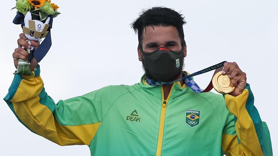 Ítalo Ferreira, campeão olímpico do surfe - Jonne Roriz/COB