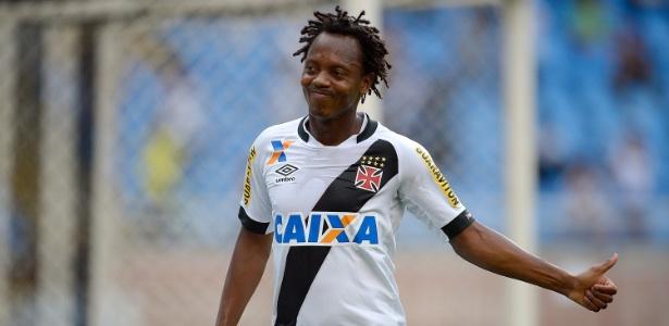 Andrezinho fez um gol olímpico contra o CRB no último sábado na Série B - Alexandre Loureiro/Getty Images