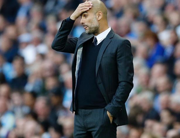 Guardiola diz que Hart precisa treinar mais após defender a Inglaterra na Euro - Darren Staples / Reuters