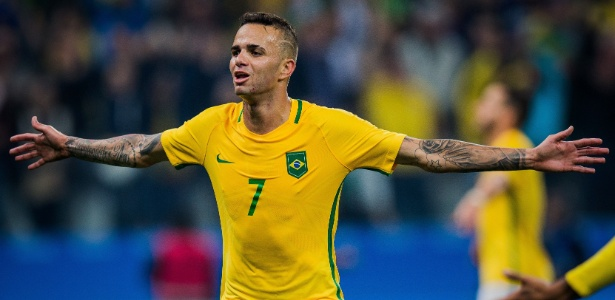 Luan foi destaque da seleção brasileira nas Olimpíadas do Rio de Janeiro