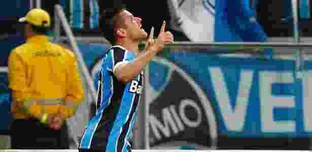 Ramiro culpou acumulo de jogos para o mau momento que o Grêmio passou - Lucas Uebel/Grêmio