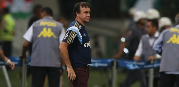 Palmeiras, de Cuca, segue como favorito ao título brasileiro