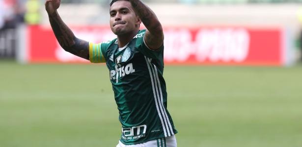 O atacante Dudu criticou a postura do santista Ricardo Oliveira