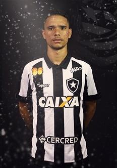 Luiz Fernando, meia do Botafogo-RJ