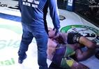 Vi a morte de perto, diz lutador que apagou por 2 minutos até árbitro agir - Reprodução