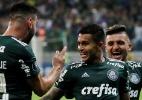 Seleção do UOL no Brasileiro tem quarteto campeão e artilheiro; confira - REUTERS/Paulo Whitaker