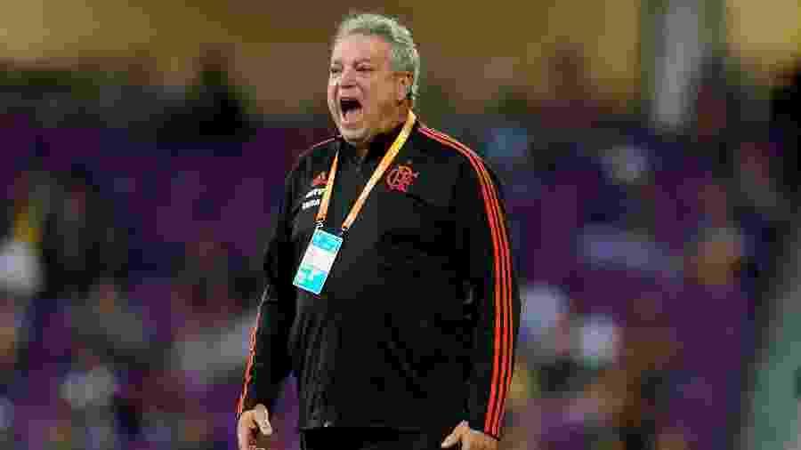 Agora no Flamengo, Abel Braga é cobrado por resultados em razão do elenco milionário - Gustavo Tessaro/Flamengo
