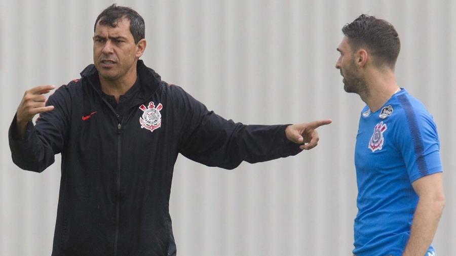 Boselli tem nova chance como titular às vésperas de decisão na Copa Sul-Americana - Daniel Augusto Jr/Ag. Corinthians