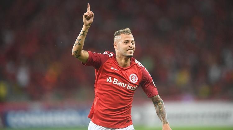 Nico López esclarece sua situação ao mercado, mas diz querer ficar no Inter - Ricardo Duarte/Inter