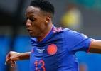 Brasil 2.0: Mina palmeirense e acarajé de James estreitam elo com Colômbia - Thiago Calil/AGIF