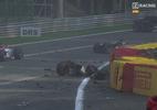 Piloto Anthoine Hubert morre após grave acidente na Fórmula 2 - Reprodução/Twitter