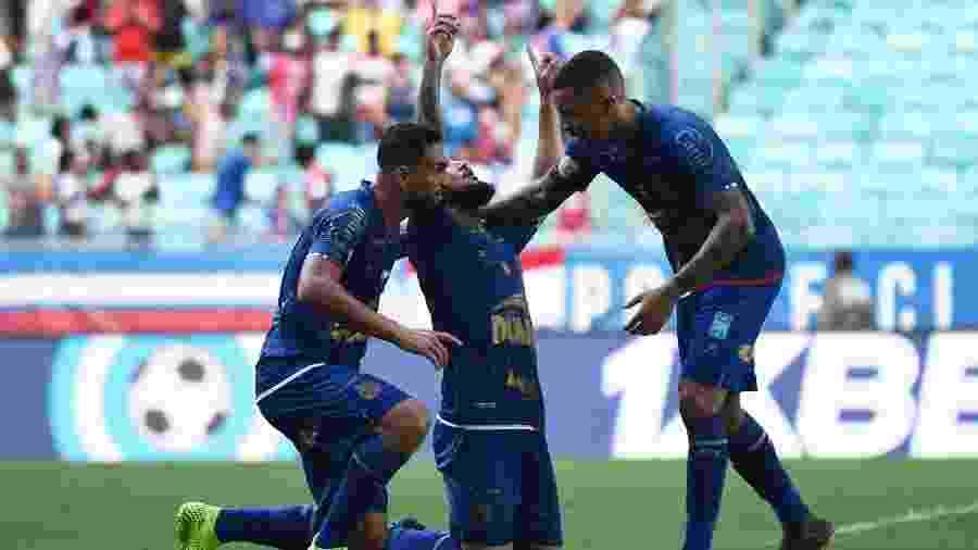 Arthur Caíke, ex-jogador do Bahia, inicia trabalho de condicionamento no Cruzeiro - Malcon Robert/AGIF