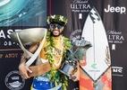 "Italo Ferreira diz que título mundial de surfe ""parece mentira"" - Kelly Cestari/WSL"