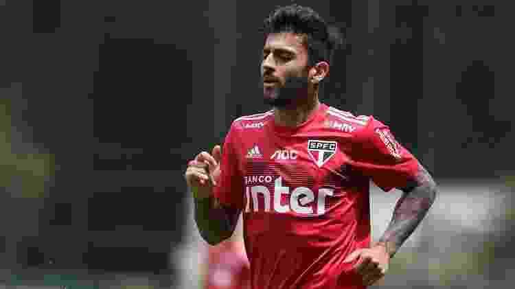 Liziero - Rubens Chiri/saopaulofc.net - Rubens Chiri/saopaulofc.net