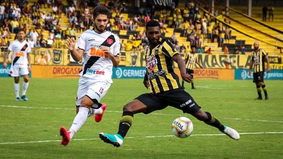 Volta Redonda e Vasco se enfrentam neste sábado pela segunda rodada da Taça Guanabara - Divulgação/Volta Redonda FC