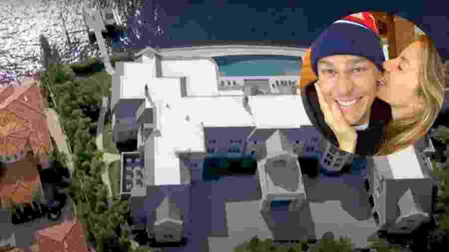 Tom Brady reclama de falta de privacidade em mansão com 27 mil metros quadrados - Instagram/Reprodução