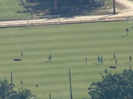 Flamengo ignora recomendação da Prefeitura e mantém treinos em CT