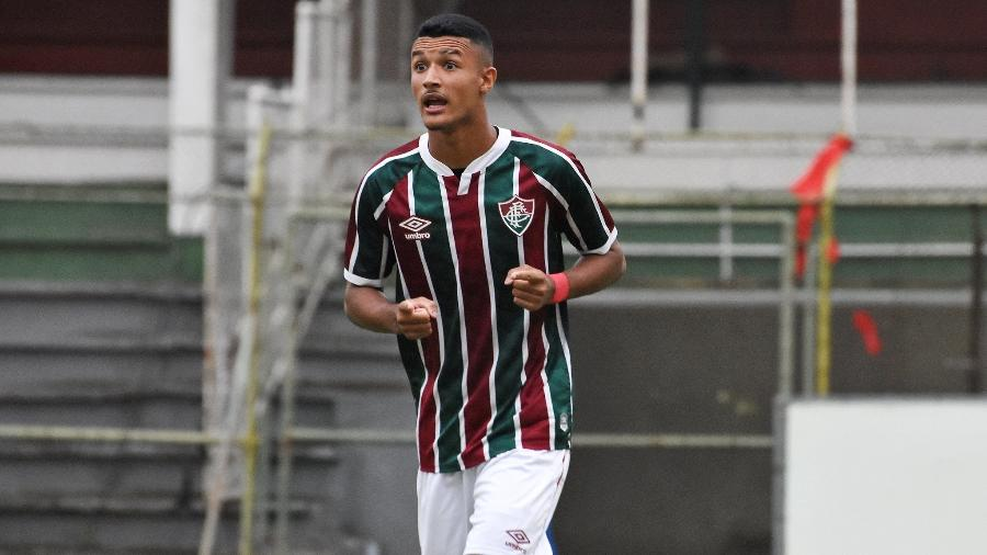 Aos 17 anos e destaque de Xerém, Jefté foi inscrito pelo Fluminense na Libertadores - Mailson Santana/Fluminense FC