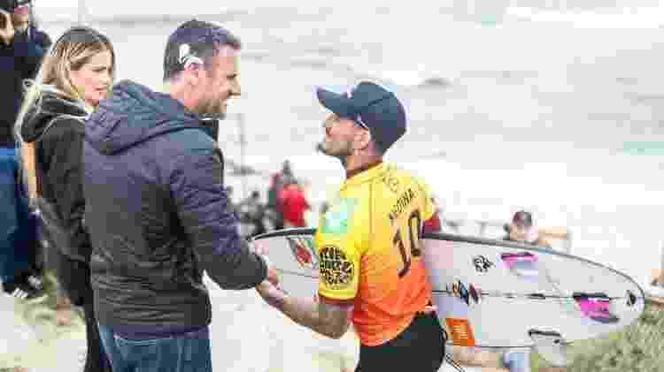 Andy King - Cait Miers/World Surf League via Getty Images - Cait Miers/World Surf League via Getty Images