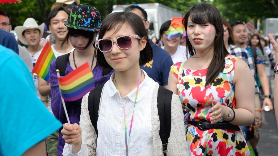 Direitos LGBTQIA+ ainda são pífios no país das Olimpíadas - Getty Images/via iStock