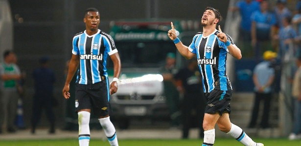 Giuliano é a principal dúvida do Grêmio para estreia da Libertadores contra o Toluca